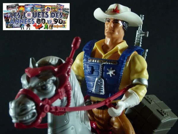Marshall Bravestarr et Thirty/Thirty