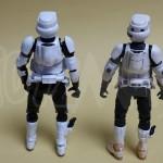 Star Wars Bandai : Scout Trooper & Speeder Bike