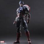 Captain America variant Play Arts Kai