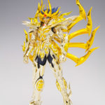 Deathmask du Cancer Soul of Gold Myth Cloth Ex Les images officielles
