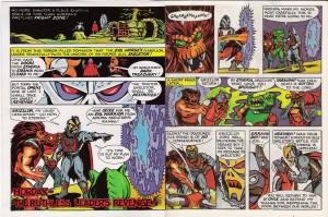 Mini Comics Hordak (2)