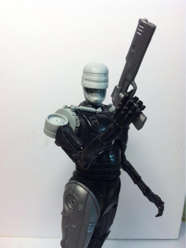 endocop robocop terminator neca