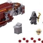 Lego Star Wars Episode 7 les images des sets