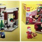 LEGO : les sets hivernaux arrivent