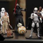 Disney Star Wars Elite Series les figurines METAL Le Réveil de la Force