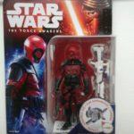 Star Wars le Réveil de la Force : 4 nouvelles figurines 10cm