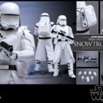 Hot Toys : Star Wars TFA 1st Order Snowtroopers