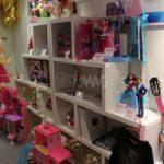 Le Panel Noël 2015 le stand Mattel