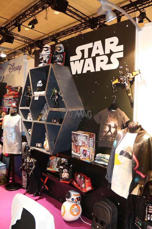 star wars noel 2015 disney