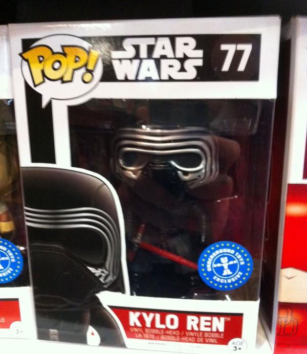 POP vinyl Star Wars le reveil de la Force