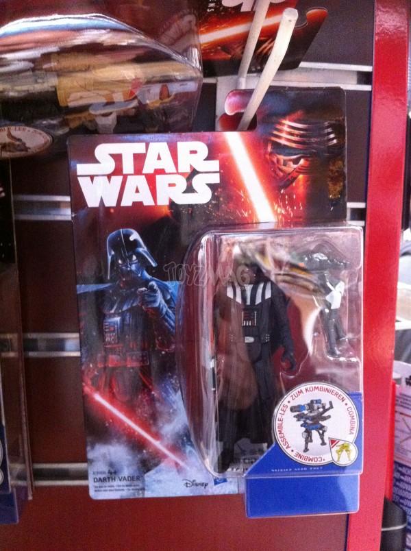 jouet et figurine star wars le reveil de la force