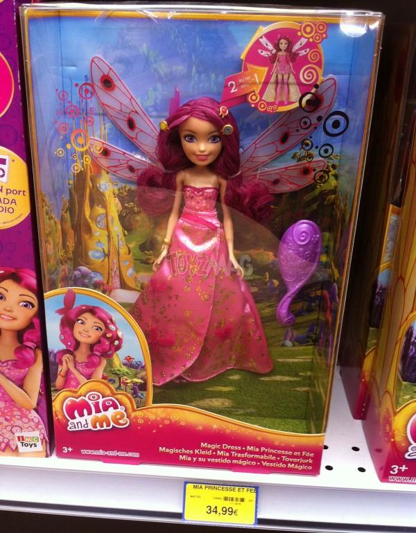 Mia Princesse et Fée ( Magic Dress)