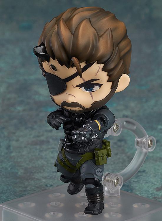 Nendoroid Venom Snake: Sneaking Suit Ver.