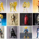 Sponsor : Captain Figurines ouvre les préco Star Wars, Gotenks, Ranma, Myth Cloth SOG