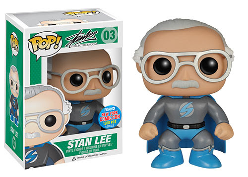 Pop!: Stan Lee – Superhero