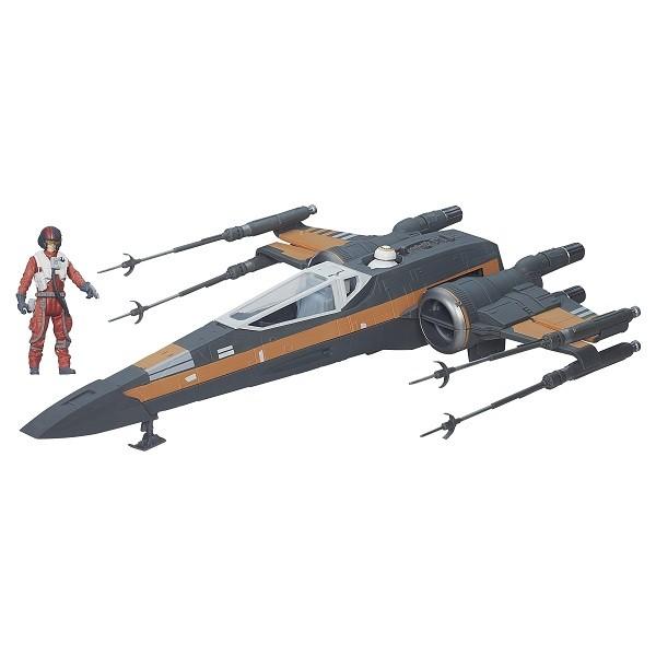 STAR WARS TFA POE DAMERON'S X-WING Vehicle