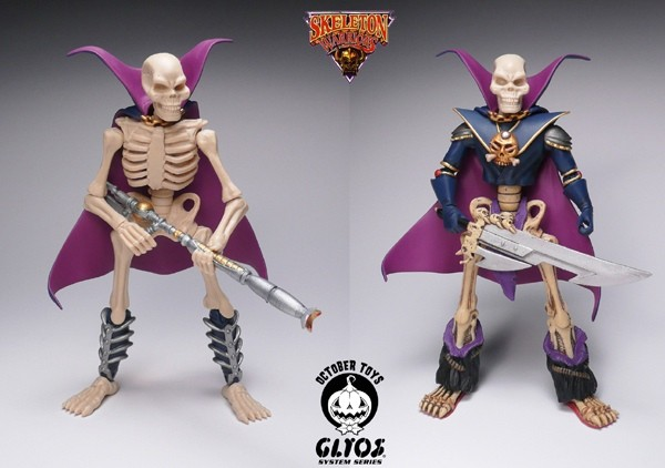 Skeleton Warriors Grimskull