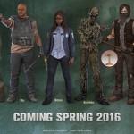 Walking Dead : la série 9 révélée par McFarlane