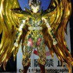 Tamashii Nation 2015 : Saint Seiya, les 12 God Cloths réunies