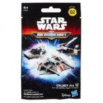 #NYCC – Hasbro Star Wars : Micro Machines et Titanium Series