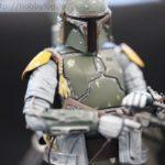 Star Wars : Mafex Boba Fett dévoilé