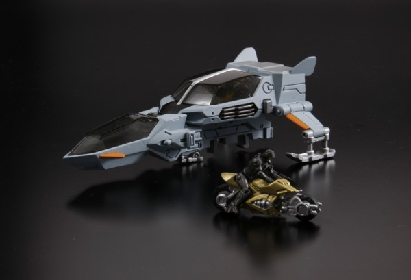Diaclone Dia-battles V2 Prototype