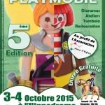 Agenda : Expo Vente Playmobil à l'Hippodrome d'Enghien (95)
