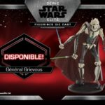 Star Wars Elite Series : General Grievous dispo !