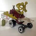 Instant Vintage: Gun Grinner Jayce (Mattel 1984)