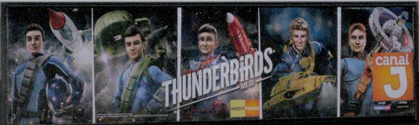 Thunderbirds are Go sur Canal J