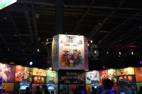 Paris Games Week 2015 nintendo
