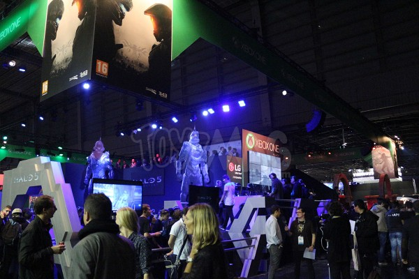Paris Games Week 2015 xbox