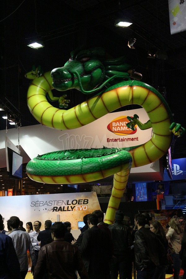 Paris Games Week 2015 Bandai