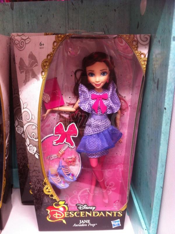 poupées Disney Descendants