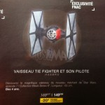 Exclu Fnac : Tie Fighter Black Series 6 et Furbacca