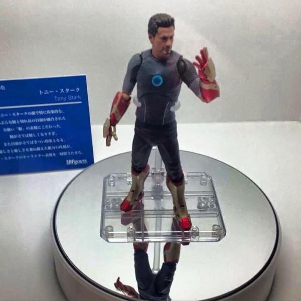 S.H. Figuarts Ironman Series Tony Stark