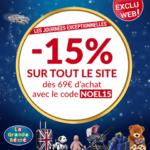 15% de réduction sur lagranderecre.fr