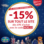 15% de réduction sur lagranderecre.fr