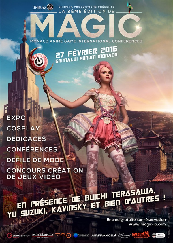 salon Magic de Monaco 2016