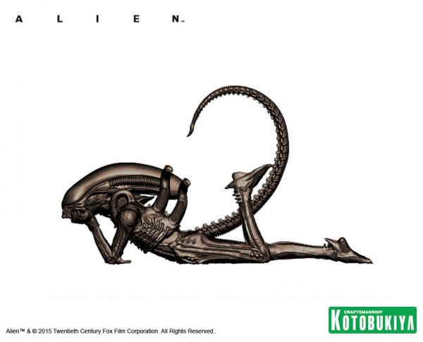 Alien Big Chap Mini Figures par Kotobukiya