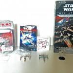 Comparatif Micro Vaisseaux Star Wars