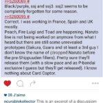 Rumeurs sur les prochaines sorties S.H.Figuarts Dragon Ball / Mario etc..
