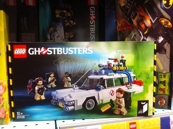 Ghostbuster Ecto-1 Lego Ideas