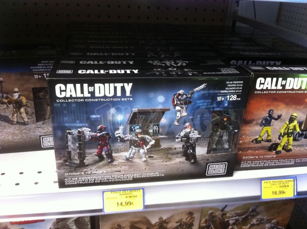 Mega Bloks - Call Of Duty