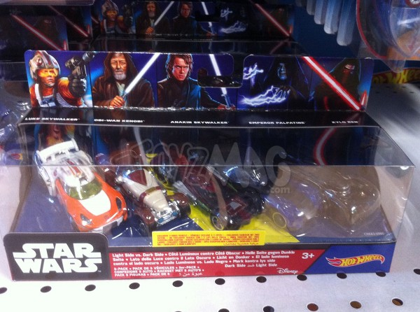 hot wheels TFA Star Wars