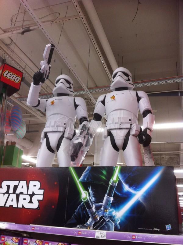 1st Order Stormtrooper geant de 122cm