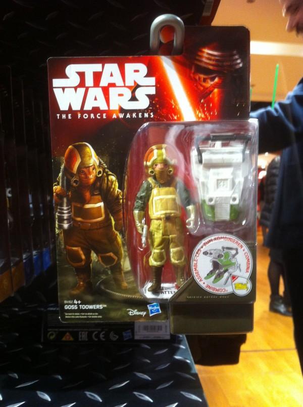 jouet et figurines Star Wars VII Le réveil de la Force - Gnooss