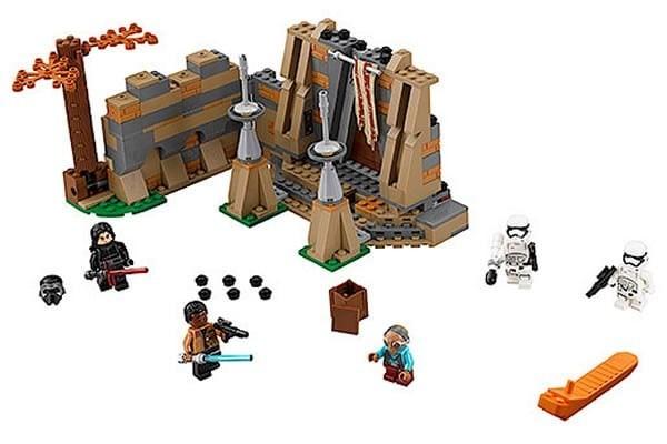 LEGO STAR WARS 75139 battle of takodana