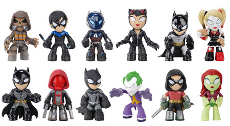 Mystery Mini: Batman Arkham