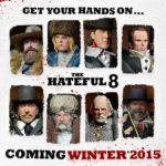 Les Hateful 8 arrivent chez NECA